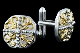 Carl Blackburn Cufflinks