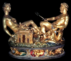 Gold Renaissance Art