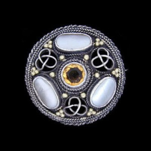 ACM Brooch