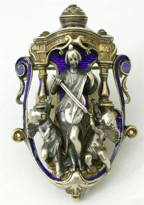 Brooch by Froment-Meurice